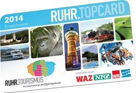 Ruhrtopcard 2014