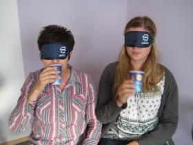 Lipton Sparkling blind tasting