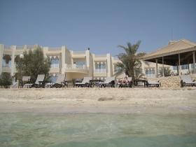 Entspannung auf Hawar Island