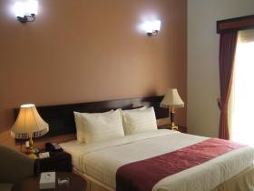 Hotelzimmer Hawar Island