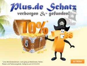 Plus 10 Prozent Rabatt Pfingsten Schatz