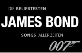Die beliebtesten James Bond Songs aller Zeiten