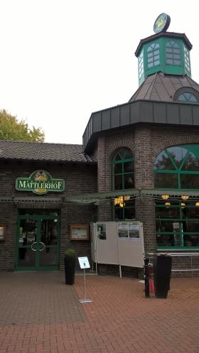 Eingang Mattlerhof Duisburg