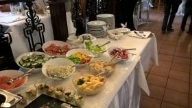 Salatbar Brunch Mattlerhof