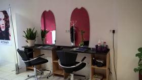 Ihr Friseur Oberhausen Frisierstuhl