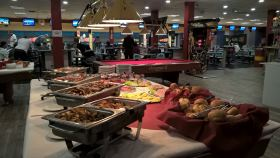 American Brunch Buffet BOWLTREFF Recklinghausen