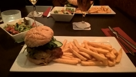 Falstaff Burger